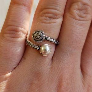 Pandora LUMINOUS GLOW RING  Size 54